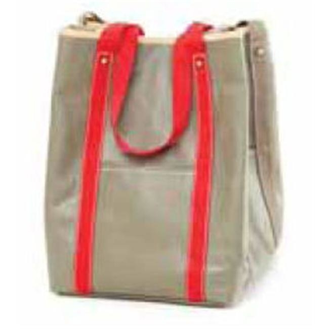 Clava 771030BLK Carina - Coated canvas two faced tote bag. - Black сумка для документов burton tote true black canvas