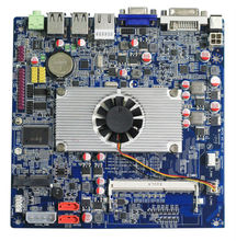 embedded x86 board computer scrap gigabit ethernet router board motherboard with E450 AMD Processor