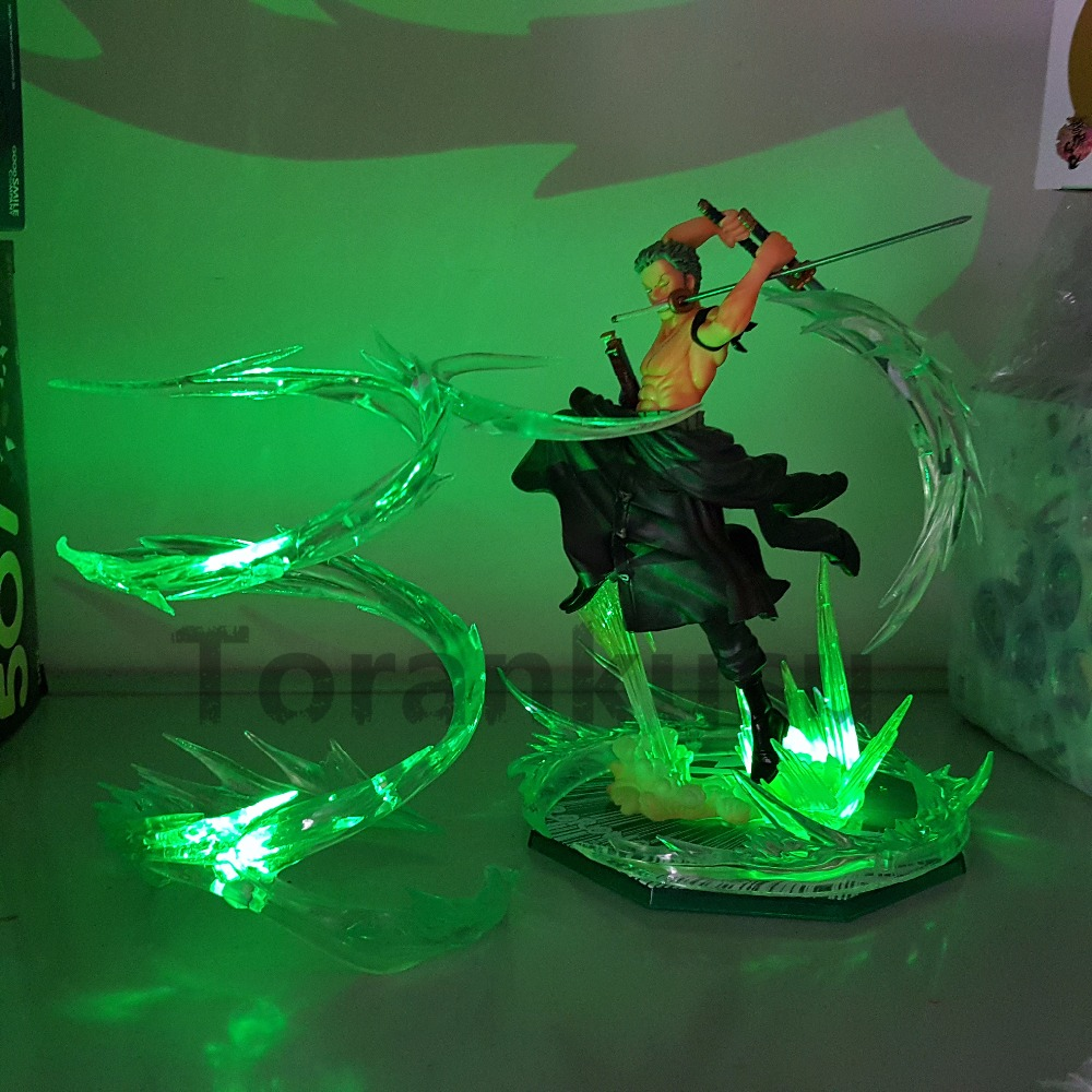 One Piece Action Figures Roronoa Zoro hundred and eight kleshas phoenix Model Toy 150mm PVC Toys One Piece Anime Zoro one piece action figure roronoa zoro led light figuarts zero model toy 200mm pvc toy one piece anime zoro figurine diorama
