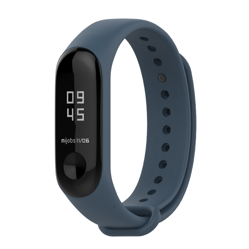 Mi Band 3 Bracelet Sport Strap watch Silicone wrist strap For xiaomi mi band 3 accessories bracelet for Xiaomi Miband 3 Strap in Smart Accessories from Consumer Electronics