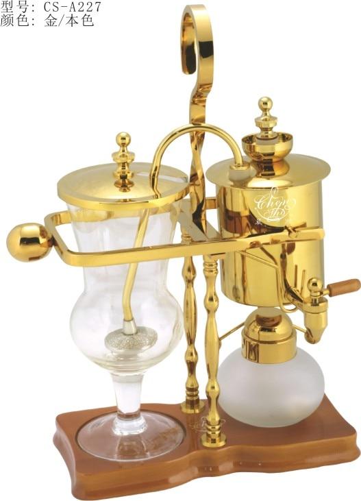 Belgium Royal Balance Syphon Coffee Maker/espresso coffee ...