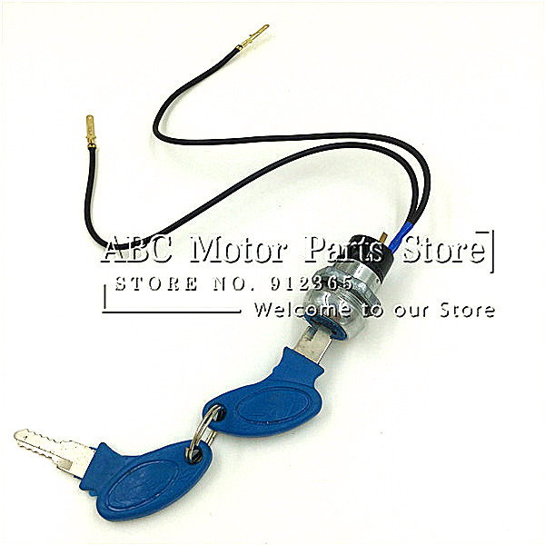 Ignition switch electric scooter electric bicycle mini 110 for Abc electric motor repair