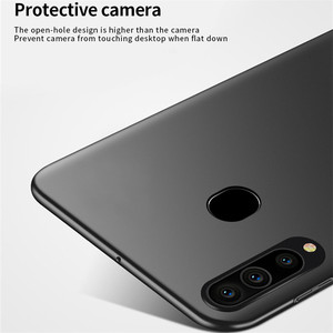 Image 5 - For Samsung Galaxy A60 Case Silm Luxury Ultra Thin Smooth Hard PC Phone Case For Samsung Galaxy A60 Cover For Samsung A60 Fundas