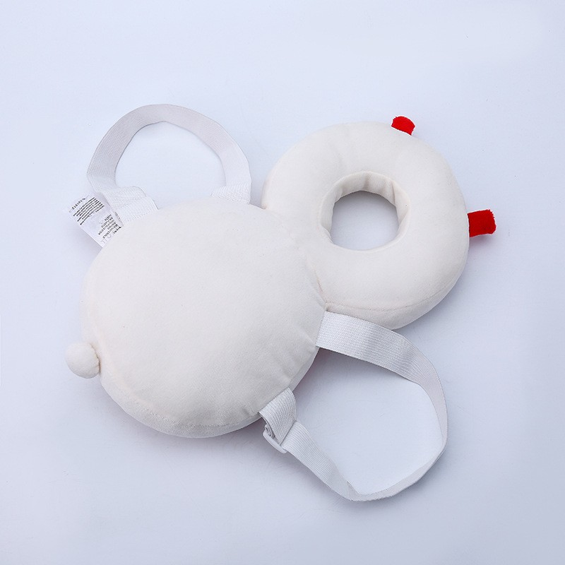 2018 New Baby Learn To Walk Head Protection Pad Wing Anti Wrestling Pad Toddler Headrest Pillow Baby Bedding Pillow