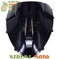 Черный Мотоцикл Лобовое Стекло Лобовое Стекло Для Мотоцикла Ducati 848 1098 1098RS 1198 1198RS Мотокросс Мотоцикл Байк Бесплатная Доставка