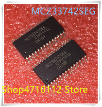 NEW 10PCS/LOT MCZ33742SEG  MCZ33742 SOP-28 IC