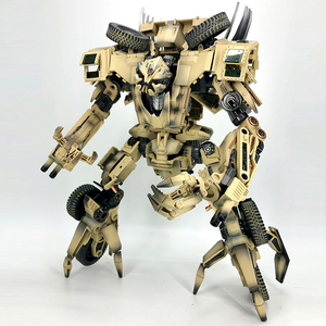 Image 4 - Transformation TF rêves Bonecrusher GOD 09S GOD09S Film Film classique MP niveau Collection figurine robot jouets