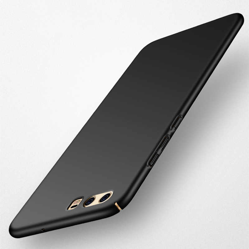 Ultra Thin 360 Full Protection Frosted Matte Hard PC Case Cover For HUAWEI P20 Pro P10 Plus P9 Lite Mtae 8 9 Pro Honor 6X V8 V9