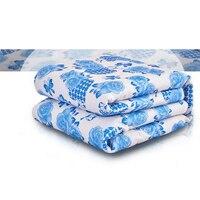 110612/Elektrische deken dubbel deken alleen controle thermostaat verdikking veiligheid waterdichte matras/Willekeurige Kleur|blanket double|mattress waterproofblanket electric -