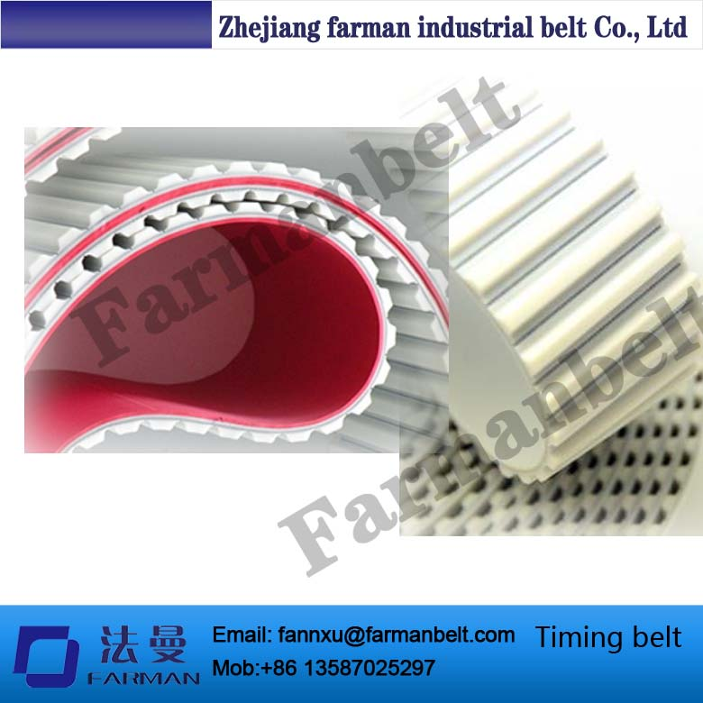 Factory Sales T Type T5 / T10 / At5 / At10 / Dt5 / Dt10 / Xl /l/h Synchronous Pu ( Polyurethane ) Endless Timing Belt For Sale