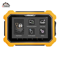 OBDSTAR X300 DP Plus Key Programmer X300 PAD2 C Package Full Version 8inch Tablet Support ECU Programming and T oyota Smart Key