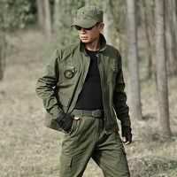 Ropa de caza al aire libre para hombre, trajes tácticos, uniformes de fuerzas especiales, Multicam, militar, Airsoft, conjuntos de entrenamiento de combate