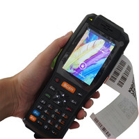 New Arrival Handheld Android POS Terminal Mobile Thermal Printer Compatible with 3G Network HS 5092