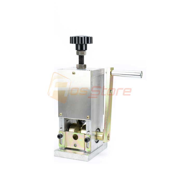 New Manual Motor Operated Wire Stripping Recycle Copper Machine Cable Peeling Machine Wire Cable Stripper