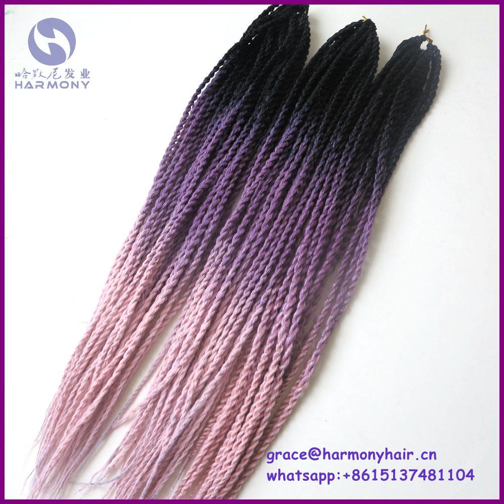 Preis auf purple ombre hair color vergleichen   online shopping ...