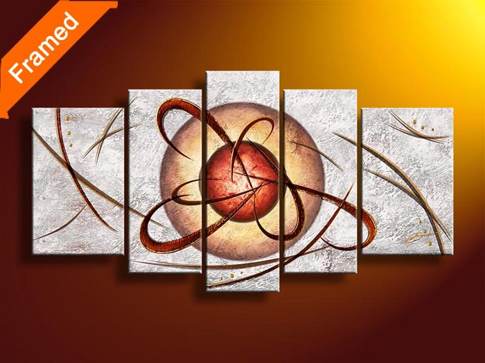 modern home decoration multi panel canvas art for living room decorative picture oil painting for friends