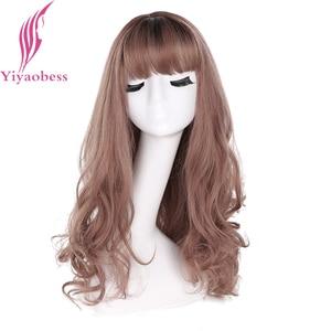 Yiyaobess 28inch Long Wavy Hai