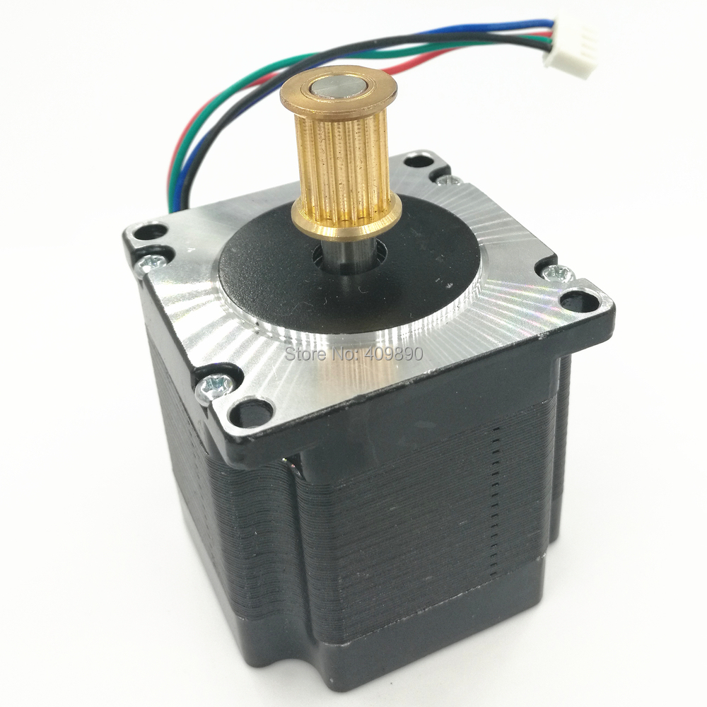 High Torque 2 phase 4 wires 57 stepper motor 57mm*57mm*54mm For 3D ...