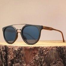 Dřevěné brýle – Round