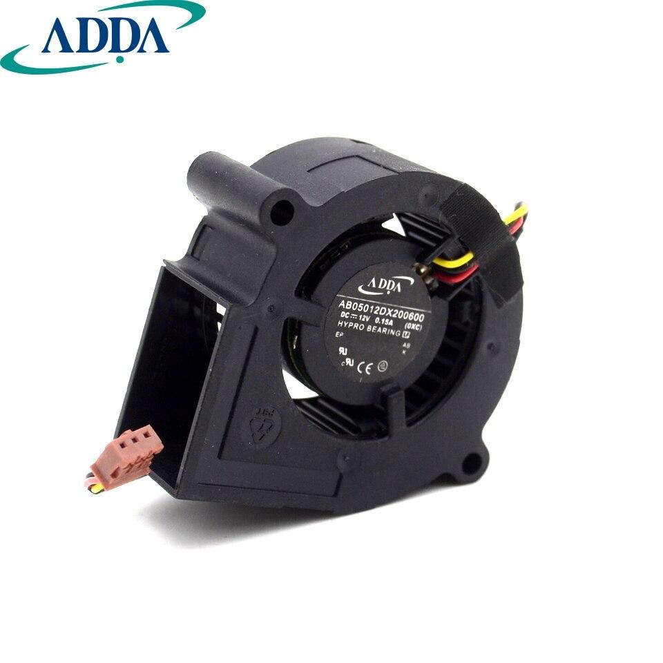 PJD5132 proyector/instrumento bombilla de la turbina del AB05012dx200600 ventilador de refrigeración