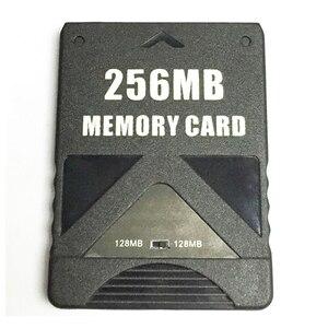 Image 2 - คุณภาพสูง 256MB สำหรับ Sony PlayStation 2 สำหรับ PS2