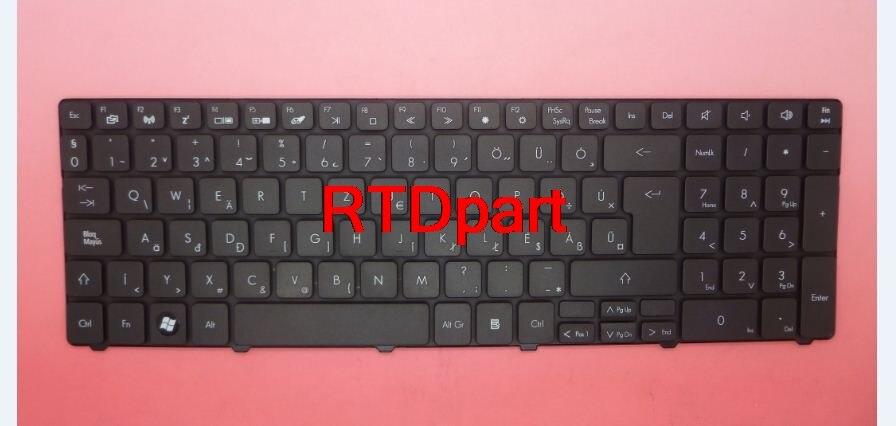 ФОТО Laptop Keyboard For Gateway NV59 JP Japanese 9Z.N1H82.B0J NSK-ALB0J PK130C82026 KBI.170G.184 Black