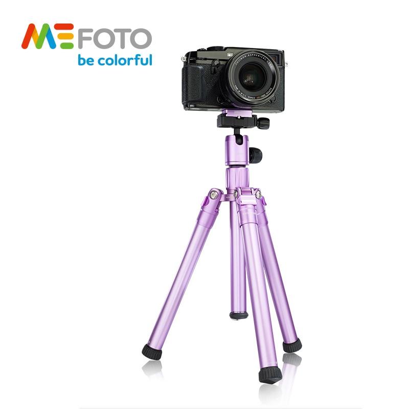 MeFoto MF05 Tripod Reflexed Monopod Selfie Stick Mini Portable Tripod - Տեսախցիկ և լուսանկար - Լուսանկար 2