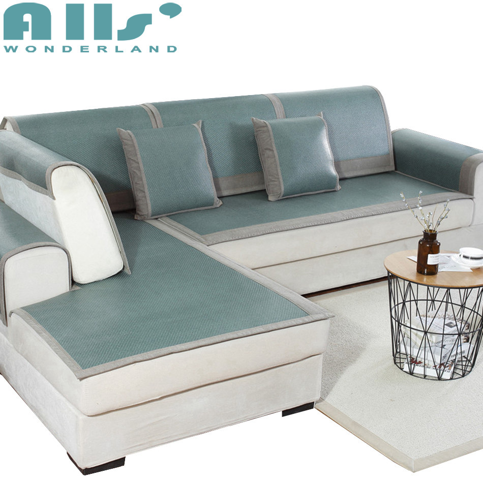 Furniture Protector Sofa Couch Cover For Summer High