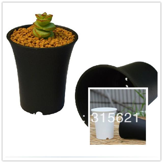 4pcs Concise Style Vientiane Basin Succulent Plants Desktop Flowerpot  Size 7.8cm*9cm