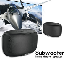 Gute 2018 Bluetooth speaker match Home Projector 10W desktop Theater TWS Radio FM bass Amplifier caixa de som portatil altavoz