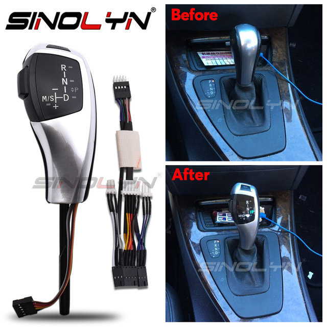 For Sale Led Gear Shift Knob Shifter Lever For Bmw 1 3 5 6 Series