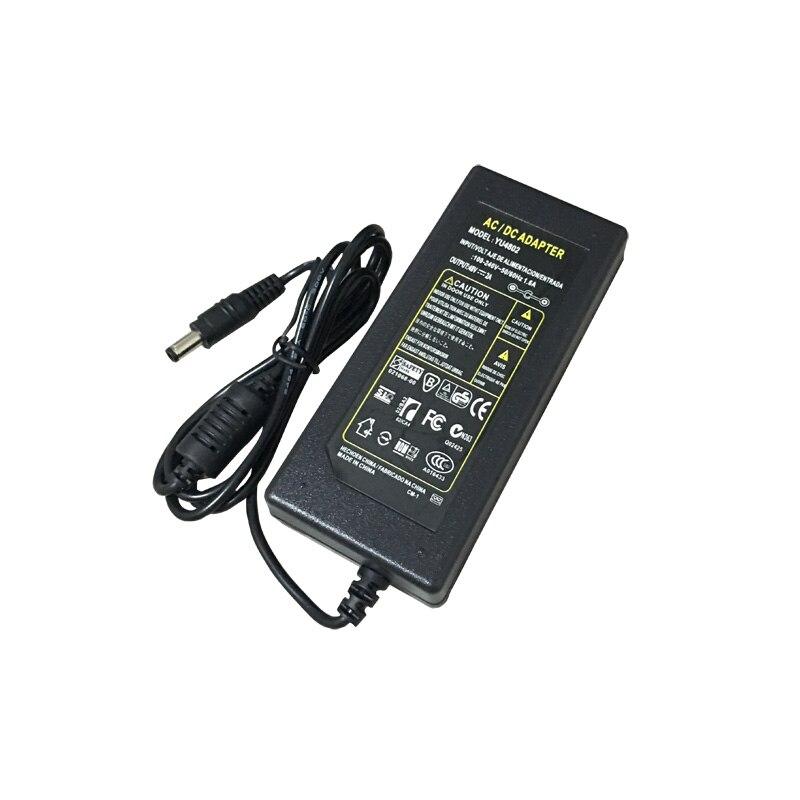 Artikel 48 V 2A Switching Power Supply Lampu LED 48 V 2A 2000ma Adaptor Daya 48V2A Router 96W 48 V Volt 2A Gratis Pengiriman