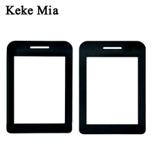 Keke Mia 2.4 inch Original Lens Front Panel For Philips E180 E181 Cellphone Glass For Philips Xenium E180 E181 Mobile Phone free shipping original lcd touch screen assembly for philips v787 ctv787 cellphone xenium mobile phone