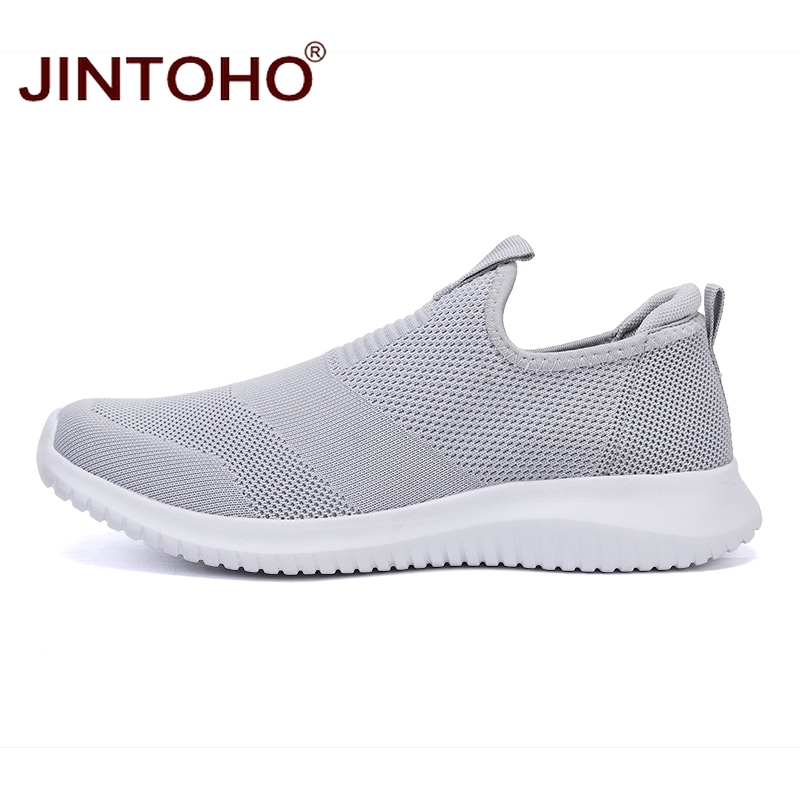 Image 4 - JINTOHO Summer Unisex Sneakers Shoes Slip On Casual Shoes For Men Brand Casual Men Sneakers Cheap Male Sneakers Casual LoafersMens Casual Shoes   -