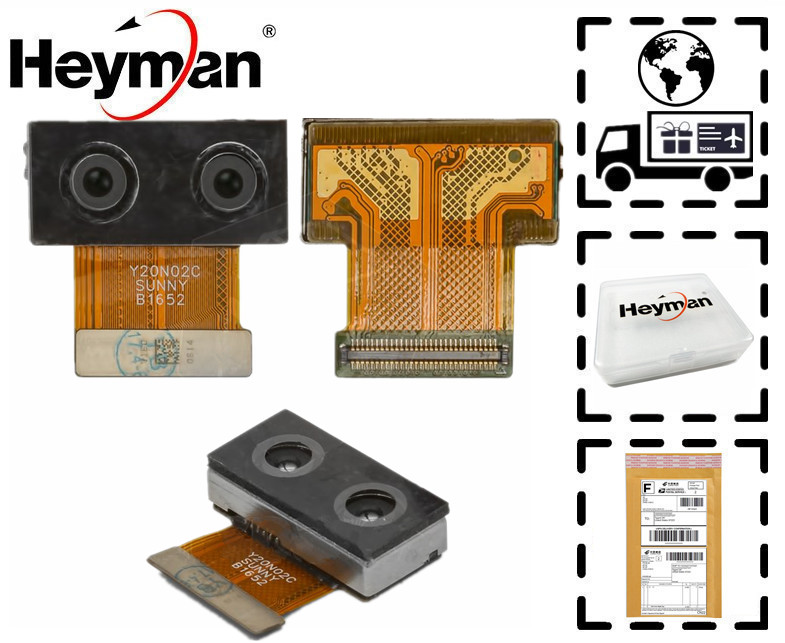 Heyman Camera Module For Huawei P10 Cell Phone (main) Back Rear Facing Camera Module Replacement Part