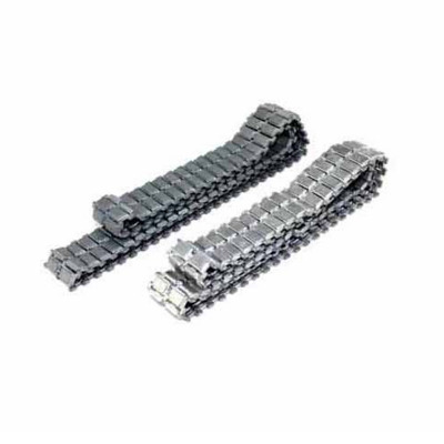 Henglong 3889 3889-1 1/16 RC tank upgrade parts metal track for heng long tank 1/16 free shipping henglong 3869 3879 3888 3899 rc tank 1 16 parts steel drive system driving gear box free shipping