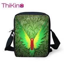цена на Thikin jake paul logan MAVERICK Shoulder Messenger Bag Coin Purse Girls Crossbody Phone Bag Shopping Bags Mochila Infantil