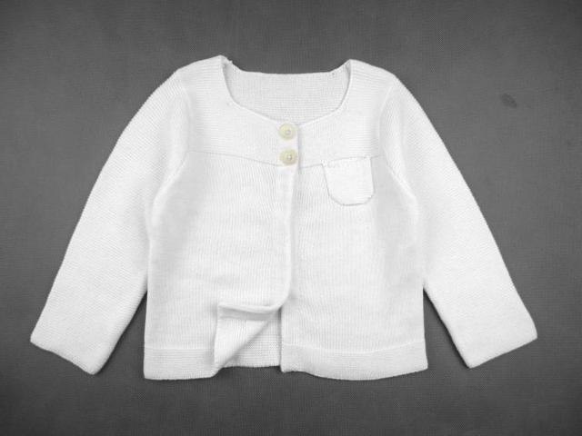 jacadi 2016 Autumn New Baby Boys Sweaters  Rabbit Cotton Pullover Kids Girls Knitted Sweater Girls Boys Cardigan Wholesale 12