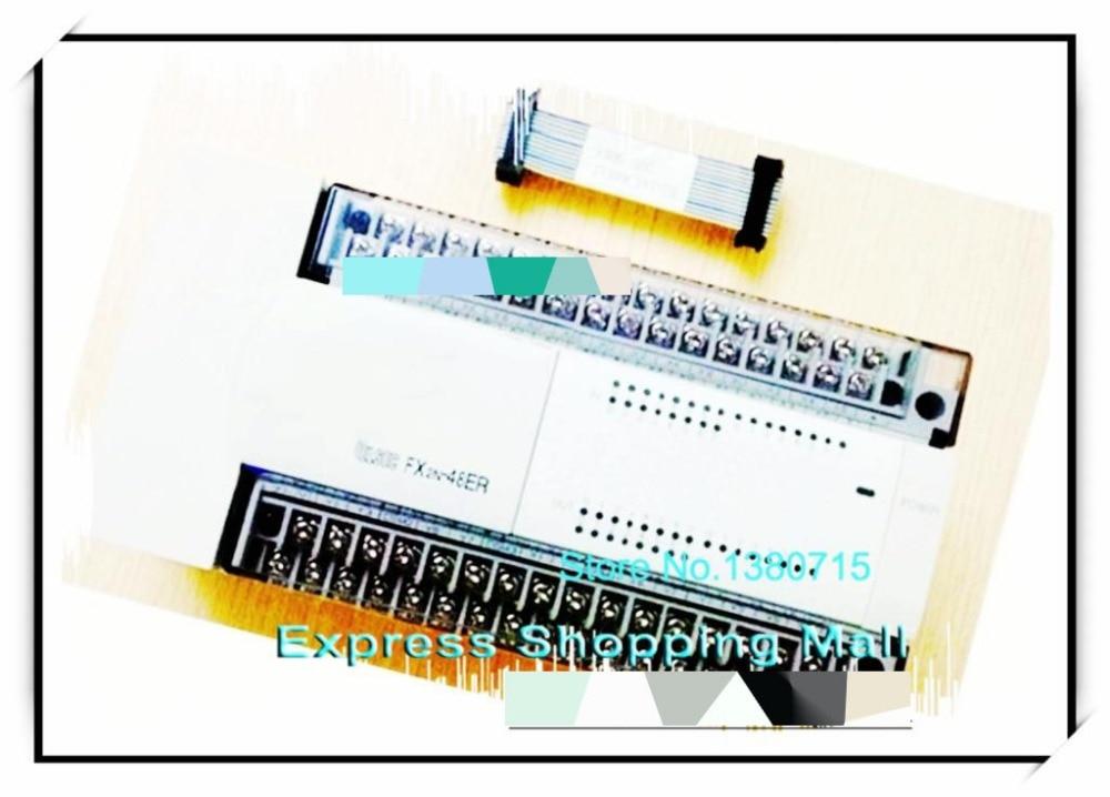 New Original FX2N-48ER extension units fx2n 8eyr extension blocks new