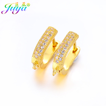 hot deal buy ali moda jewelry supplies gold/rose gold/silver earrings hook accessories women fashion tassel pearls dangle earrings diy making