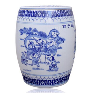 Novel Chinese Blue White Ceramic Porcelain Garden Stool With Storage Jar Function  sc 1 st  AliExpress.com & Online Get Cheap White Porcelain Stool -Aliexpress.com | Alibaba Group islam-shia.org