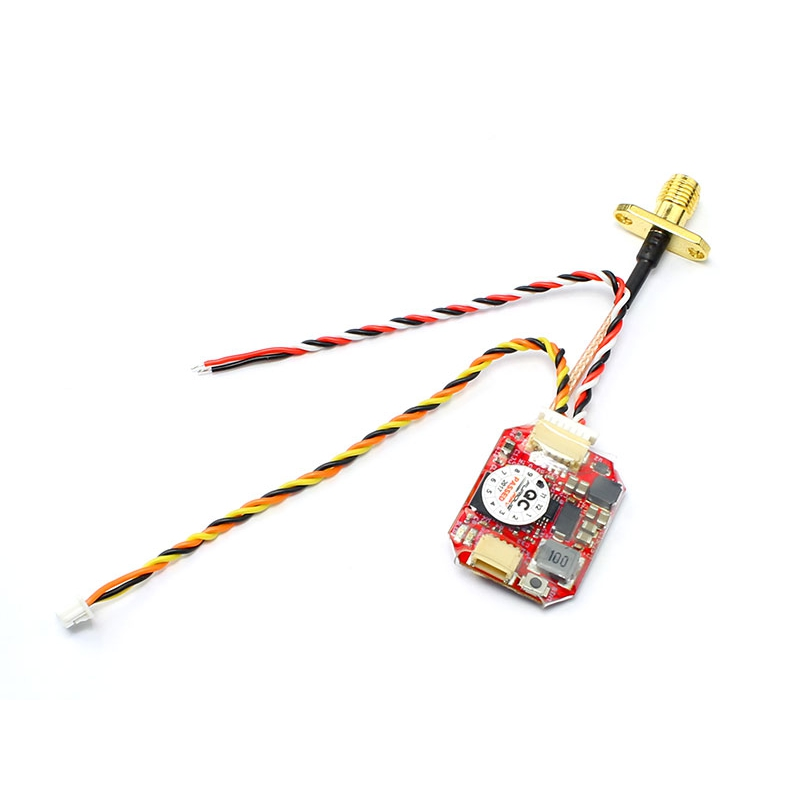 FuriousFPV STEALTH 5.8G 40CH 25/200mW Adjustable VTX RACE FPV Transmitter With Pit Mode Built In Bluetooth LC Filter for FPV цена 2017