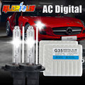 bi xenon h4 hid kit Car headlight bulbs lamp 4300K 6000K 5000K 8000K 10000K G35 AC 35W free shipping H4 xenon HID kit
