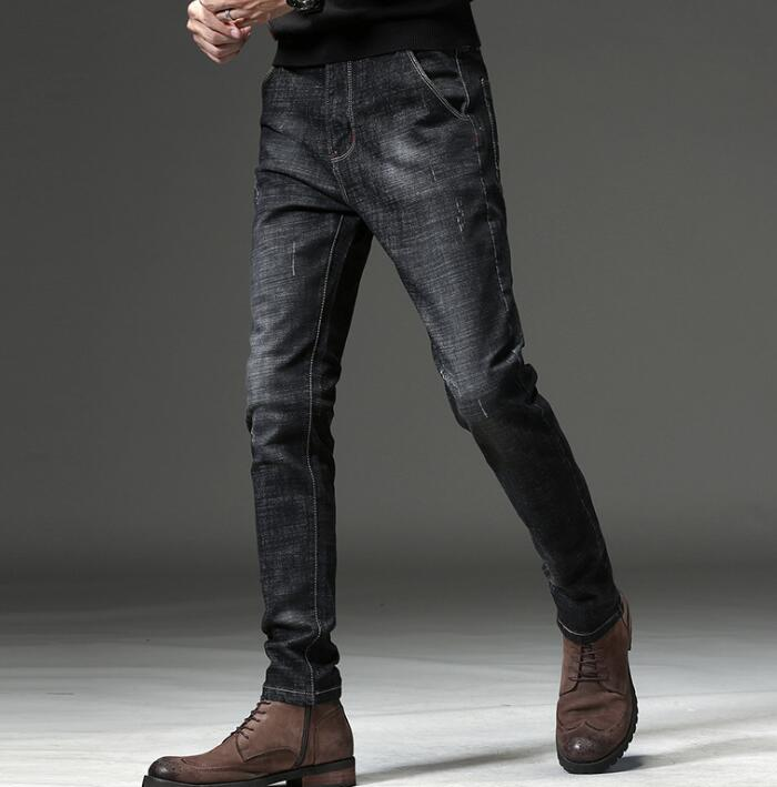 Popular Hot Sales 2019 New Spring Men   Jeans   Good Quality Casual Pants For Men