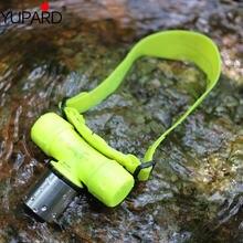 Водонепроницаемый подводный светодиодный налобный фонарь yupard