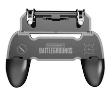 New For PUBG Mobile Phone Controller Gamepad With Real Triggers And Unconnected Physical Keys 4.5~6.5 inch Android/ Iphones