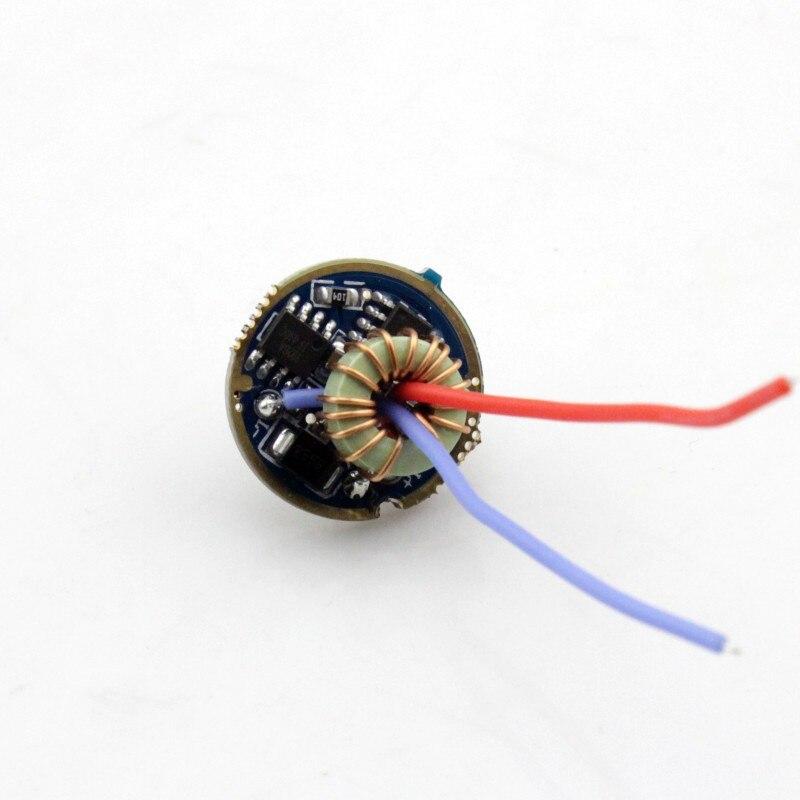 Yupard tauchen taschenlampe platine 5 modi
