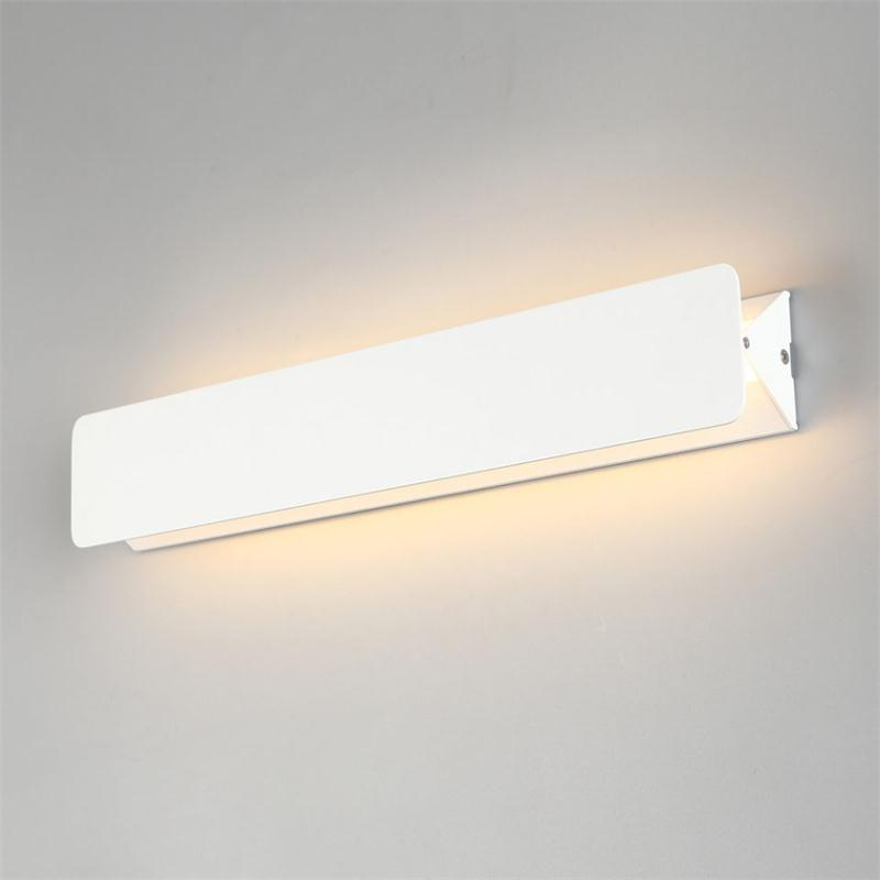 Minimalist LED Wall Lamps Bedsides Mirror Stairs Aisle Corridor Sconces Lampe Deco Modern Lustre Aluminum Indoor Wall Lights led 5w modern wall lamps indoor bedsides lighting surface mounted wall lights home bathroom painting make up mirror sconces
