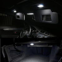 15pcs Canbus Error Free For Volkswagen Passat B7 LED Interior Light Kit Package Variant Version ONLY