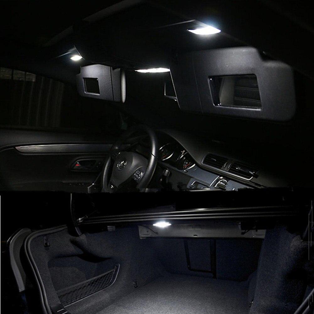 8pcs Canbus Error Free for Volkswagen Passat B7 LED Interior Light Kit Package Variant Version ONLY 2012 2013 2014 Car Stying 9pc x error free for volkswagen vw golf 6 mk6 mkvi gti led interior light kit package 2010 2014